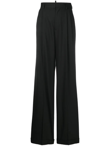 S75KB0127S40320  High waisted long cuff trouser