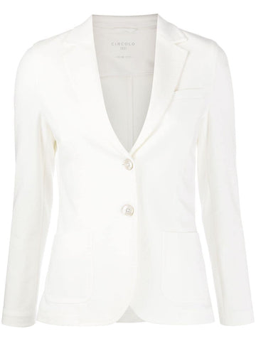 FD1505 TWO BUTTON STRETCH  JACKET