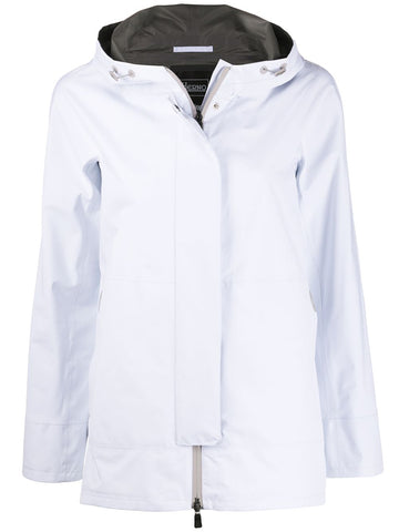GC032DL11101 3/4 ZIP JACKET WITH HOOD