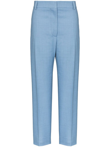 PAMA0145U0TW887 blue straight leg trouser