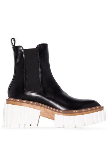 800251N0131 Emilie chunky chelsea boots