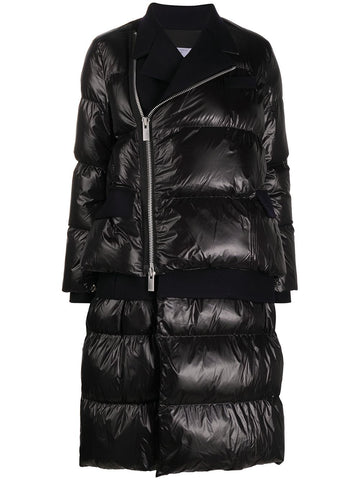 2005245 Padded coat