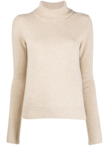 JF004777 High neck cashmere sweater