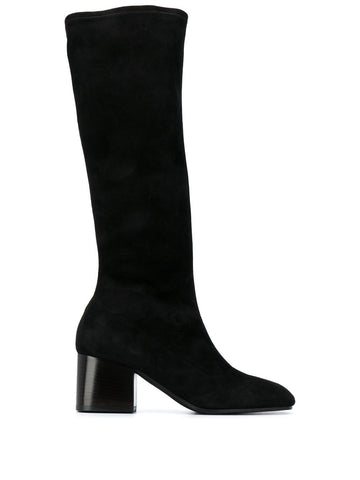 STMS000906P3733  stretch suede boot