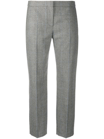 631788QJABH  Cigarette prince of wales trousers