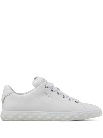 Diamond light/f low top trainer sneaker