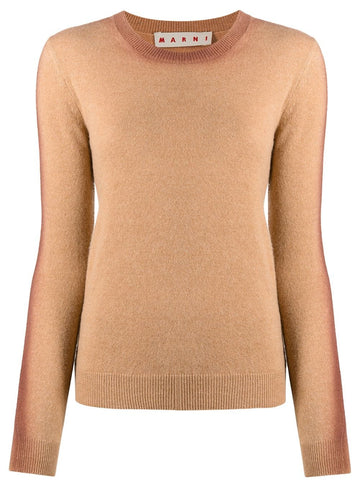 GCMD0284A6UFX399 Cashmere spray paint sweater