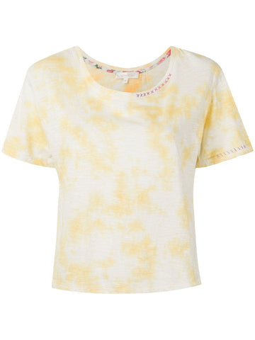 LK261803 Calix tie dyed cotton tee shirt