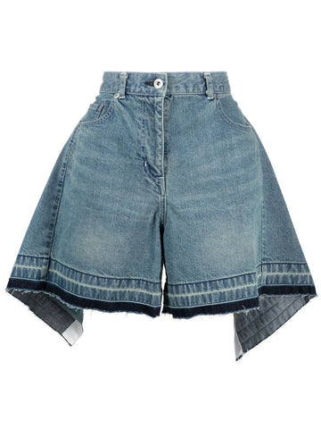 2105606 Denim shorts