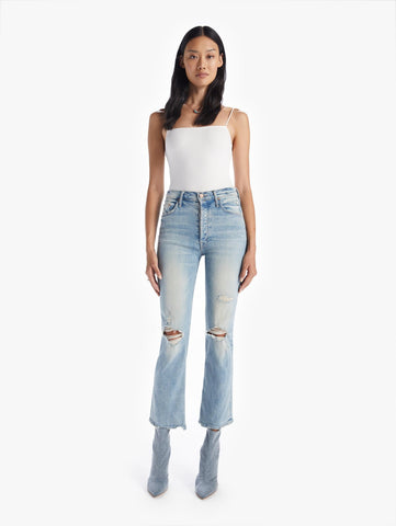 1566360 The tripper high rise flare jean