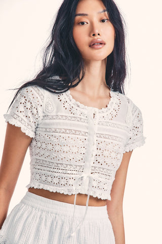 LT732829 Farley crop top