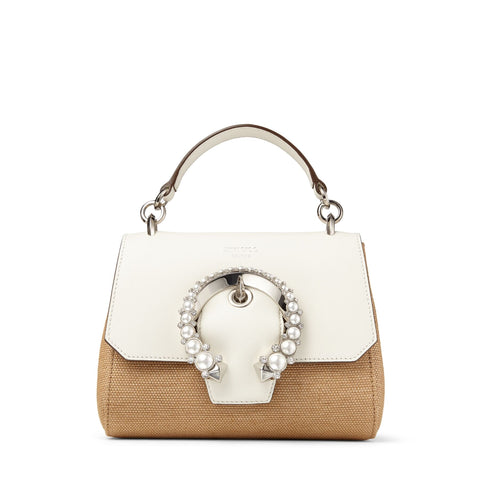 Madeline top handle/s rfo pearl closure