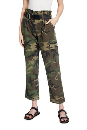 WS04541020 SALLINGER BELTED CARGO PANT