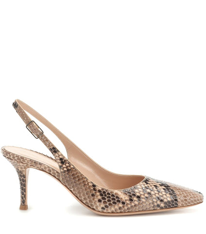 G95194.70 Esther exotic slingback