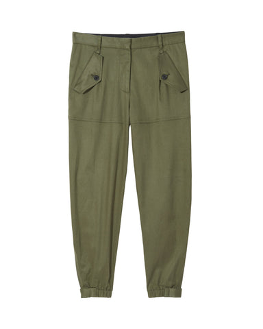 10478W640 Arliss pant with zip bottom