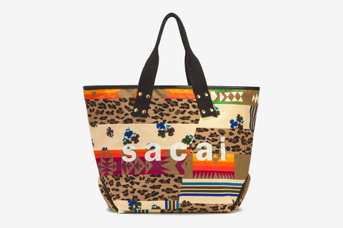 210193S Hank willis thomas patchwork medium tote