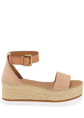 SB32201AANKLE STRAP WEDGE