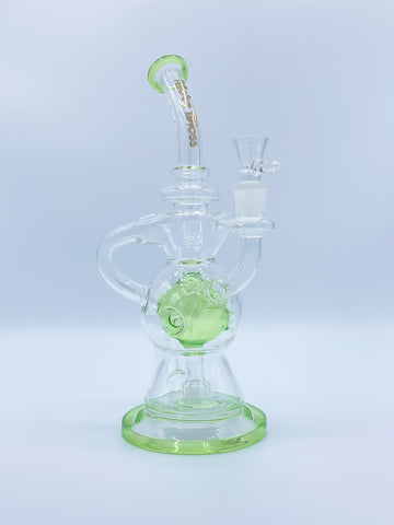 "12"" Inch Water Cycle Spiral Rig"