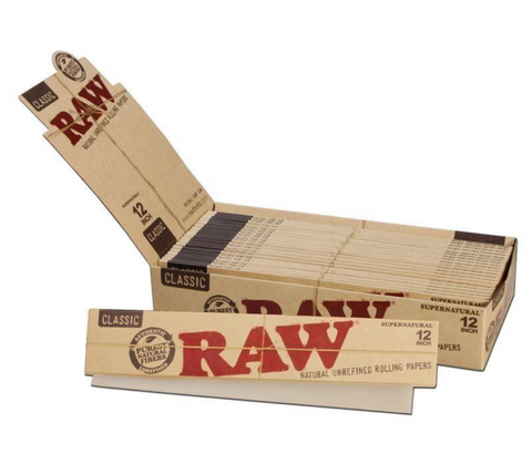 RAW Classic Rolling Paper Supernatural 20/pack