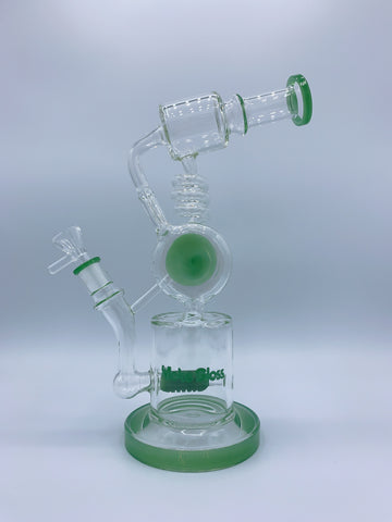 "10"" Green Microscope Rig"