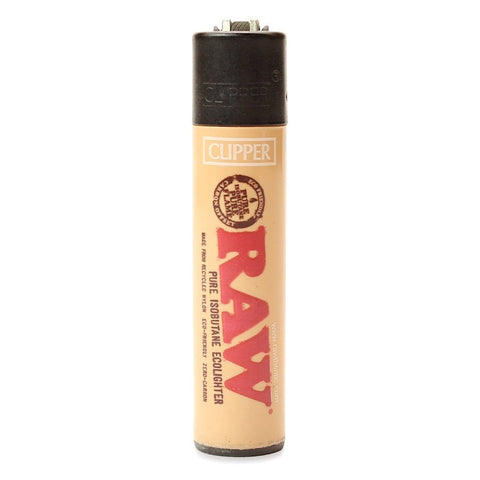 Raw Clipper Lighter