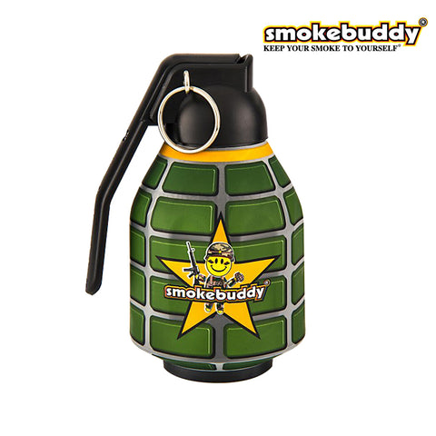 SMOKEBUDDY PERSONAL AIR FILTER – GRENADE