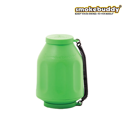SMOKEBUDDY PERSONAL AIR FILTER – LIME