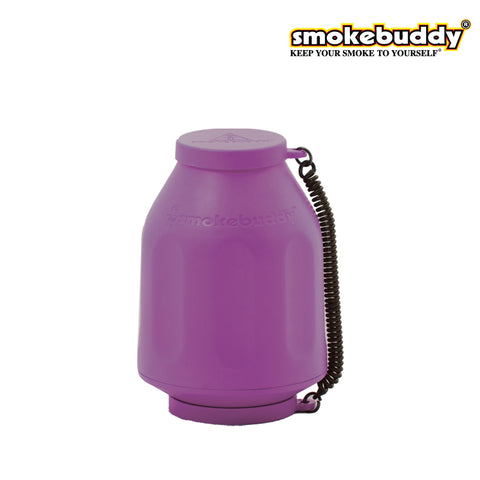SMOKEBUDDY PERSONAL AIR FILTER – PURPLE
