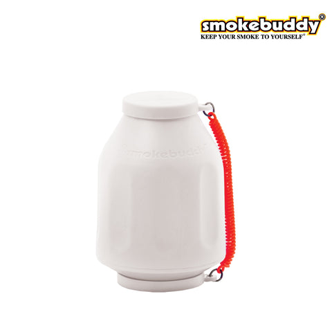 SMOKEBUDDY PERSONAL AIR FILTER – WHITE