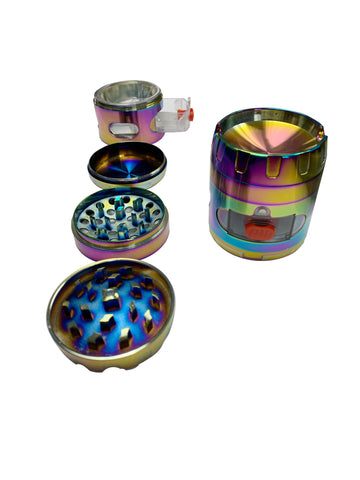 Rainbow Stash Grinder