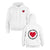 Alumna - Love Always Hoodie - Gamma Phi Beta