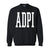 Basics Collection - Black Crew - Alpha Delta Pi