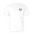 Colorful Collection - Wisteria Heart Tee - Alpha Chi Omega