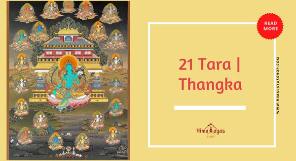 21 Tara Thangka and its different forms Painting