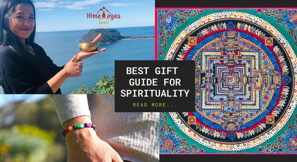 Ultimate Gift Guide for Christmas & New Year to the Spiritual People