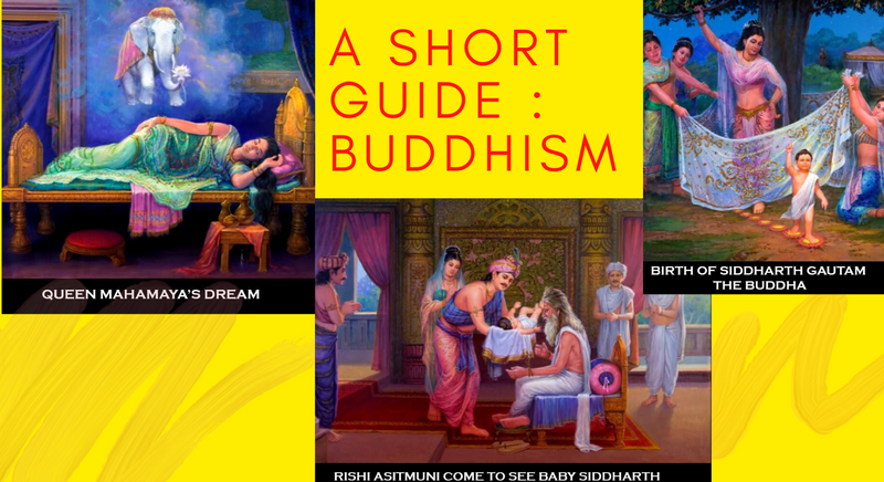 Short Guide to Buddhism