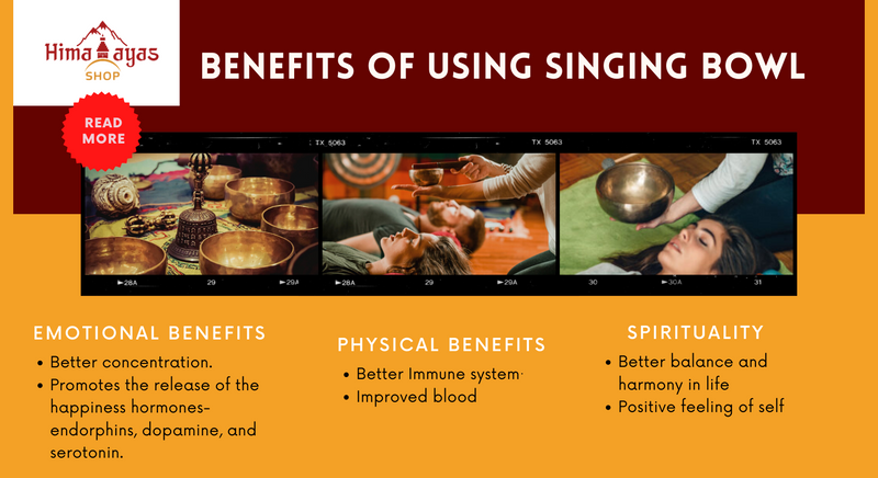 Top Healing Benefits of Singing Bowl Sound Healing