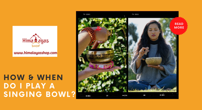 How & When to play a SINGING BOWL?