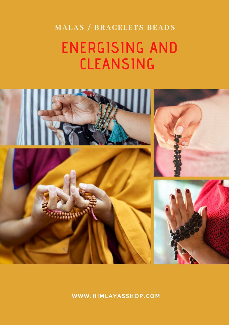 Energising and Cleansing Mala and Prayer beads