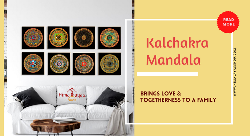Mandala Thangka Decoration for Home and its Benefits to a Family