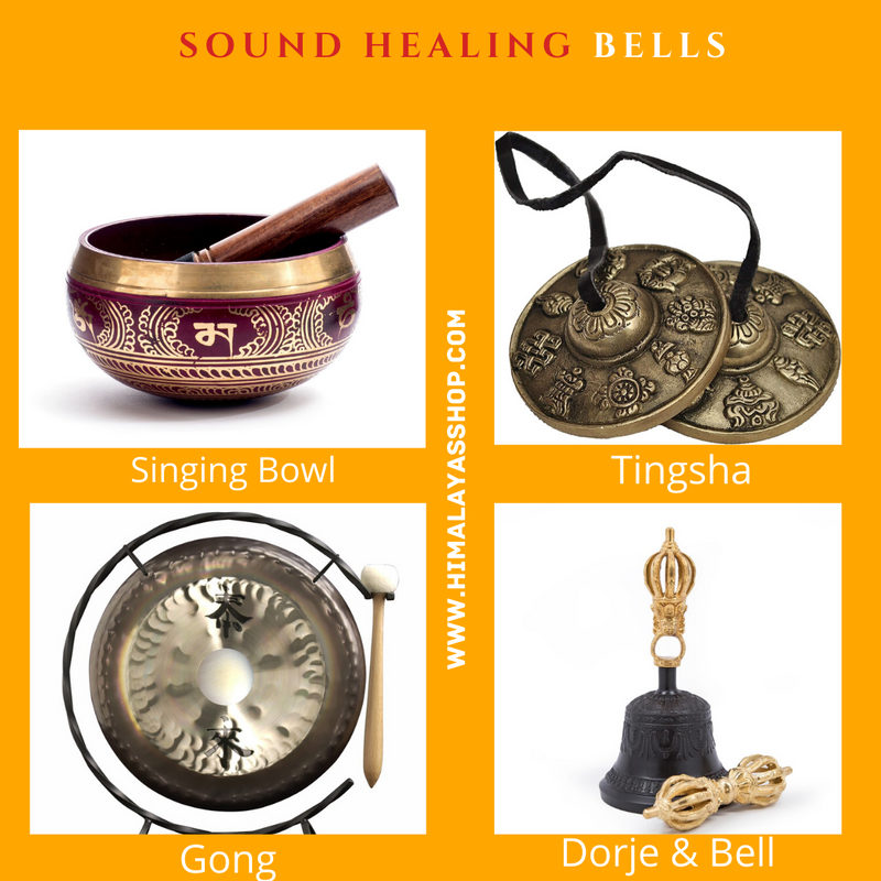 List of Best Himalayas and Tibetan Tools for Sound Healing