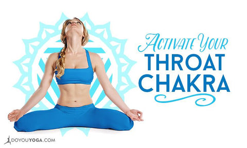 How to activate your throat chakra?