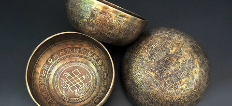 Singing Bowls for Sound Healing