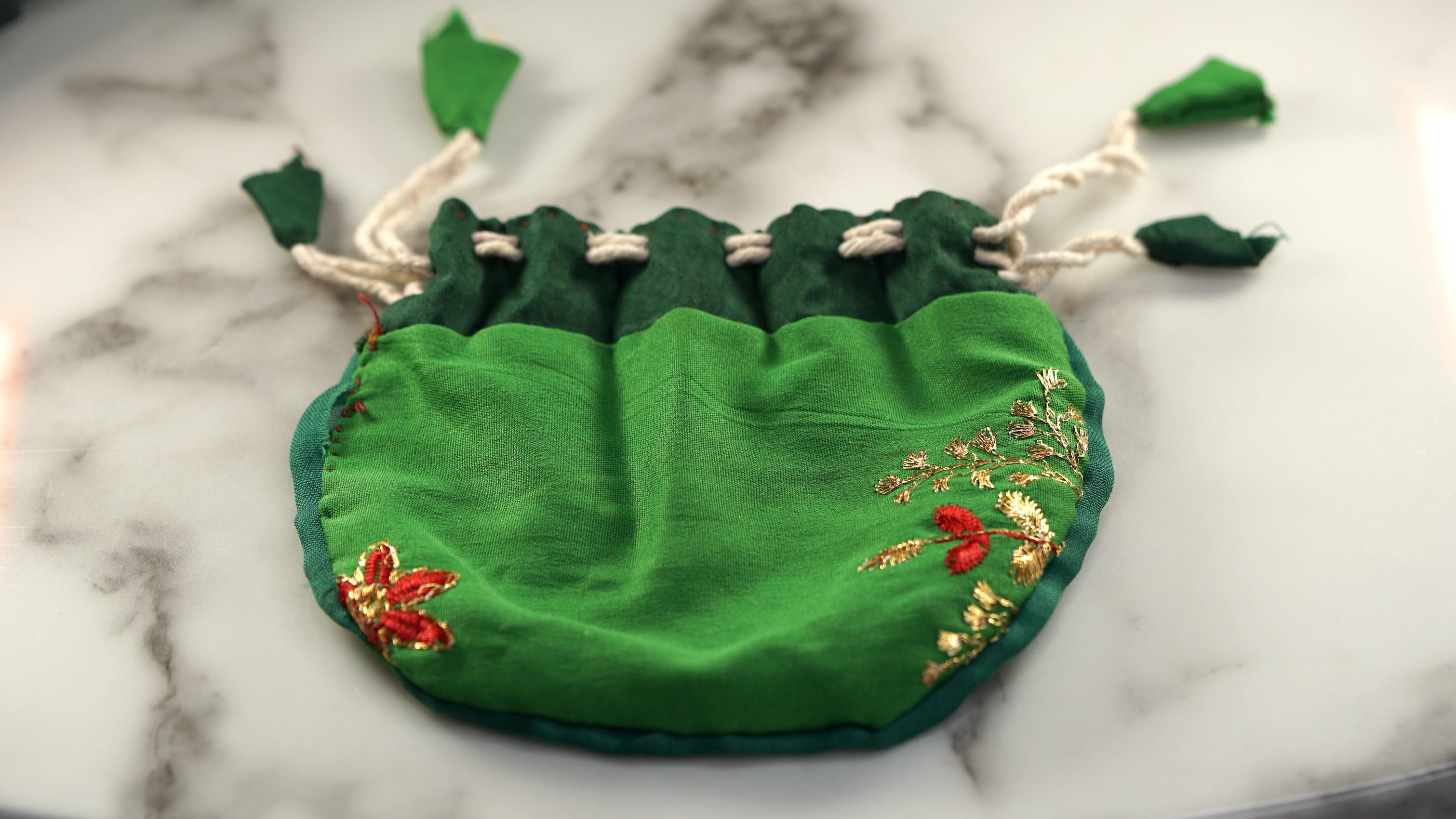 Hand made pouch/bag from Himalaya