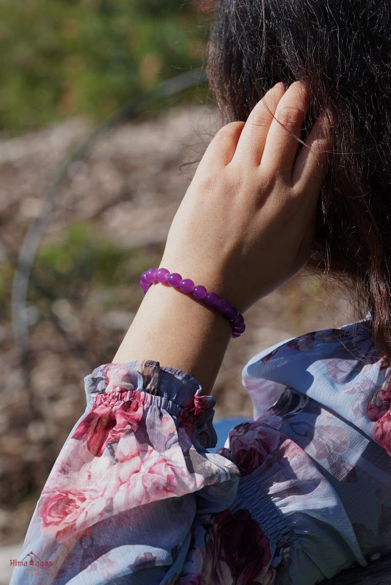 Shop Real Amethyst Bracelet