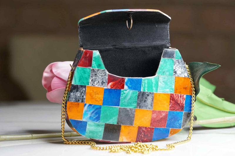 Colorful Boho Bag
