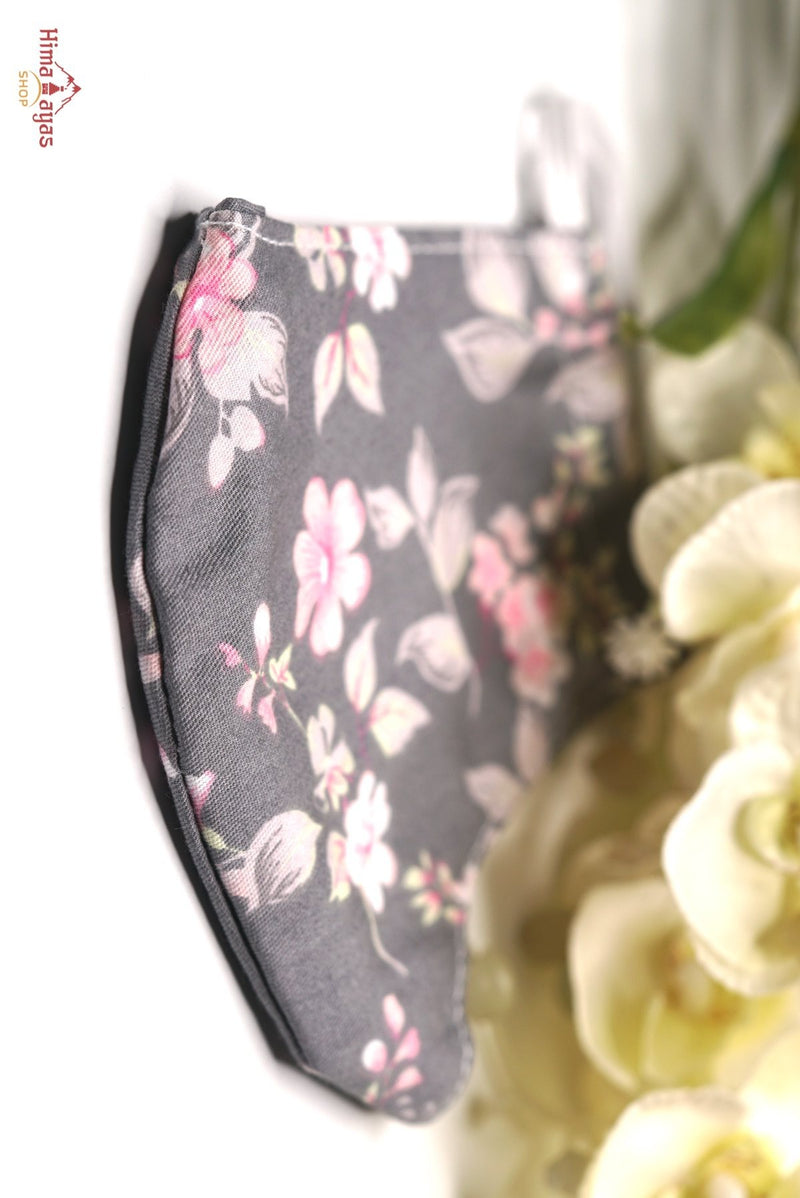 Floral print pattern Face Mask