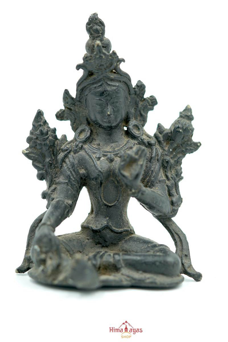 Green Tara Statue for Prayer and Meditation Space