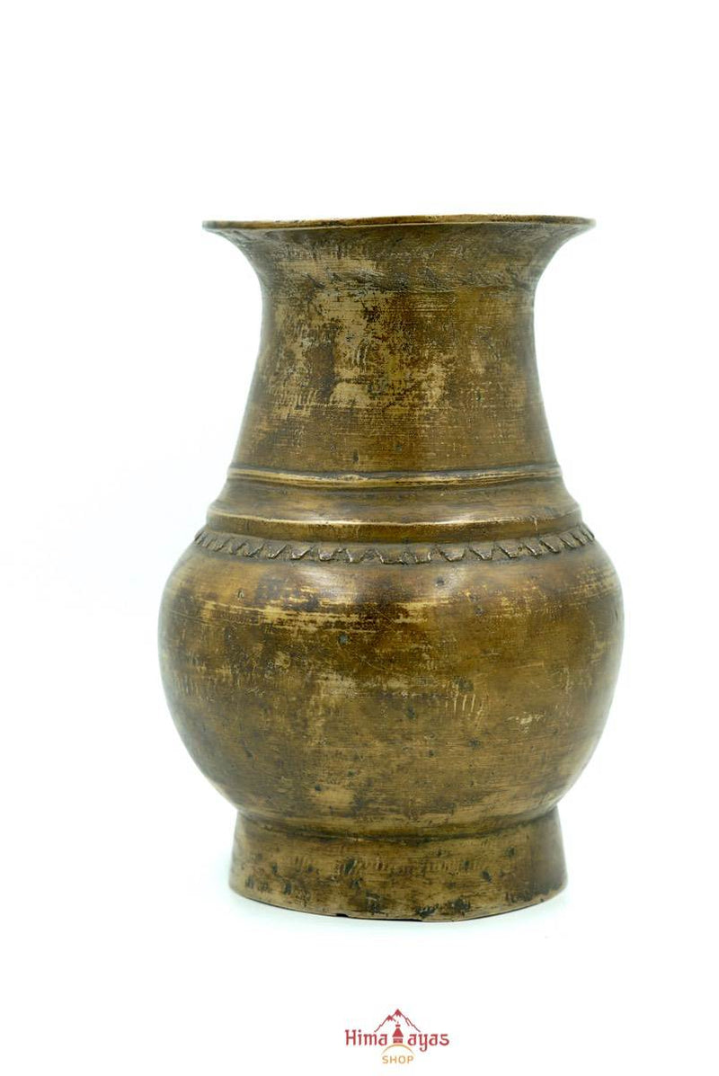 Antique Water pot from Himalayas