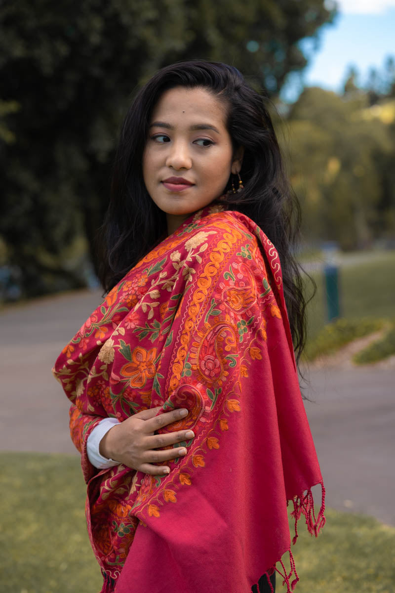 High Quality Cashmere from Nepal